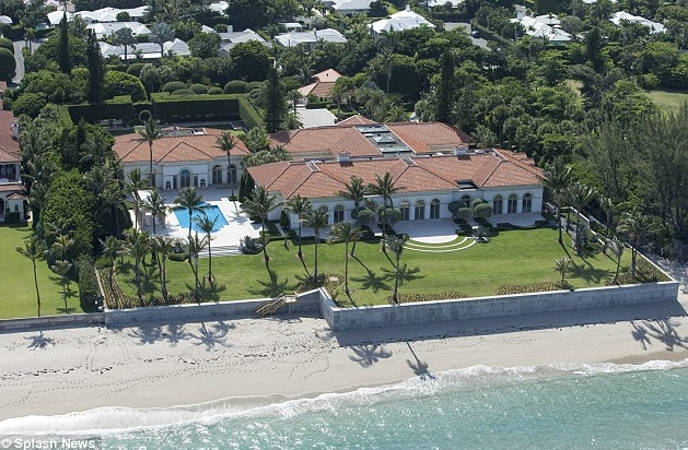 10 Celebrity Homes in Palm Beach County FL | The J Alexander
